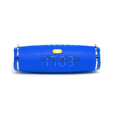 Беспроводная колонка TG-176 синий T&G купить оптом | cifra-spb.ru