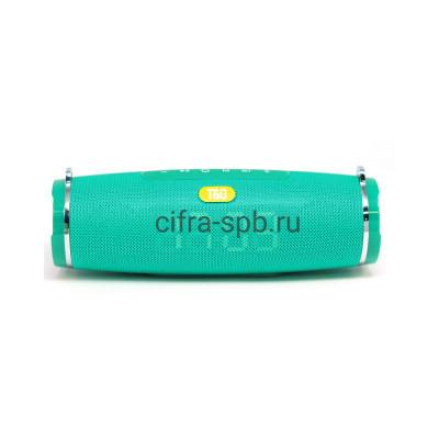 Беспроводная колонка TG-176 бирюзовый T&G купить оптом | cifra-spb.ru
