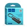 USB Хаб на 4USB DRM-UH2-01 черный Dream