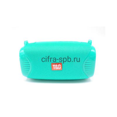 Беспроводная колонка TG-532 бирюзовый T&G купить оптом | cifra-spb.ru