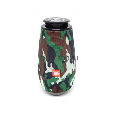 Беспроводная колонка TG-508  камуфляж T&G купить оптом | cifra-spb.ru
