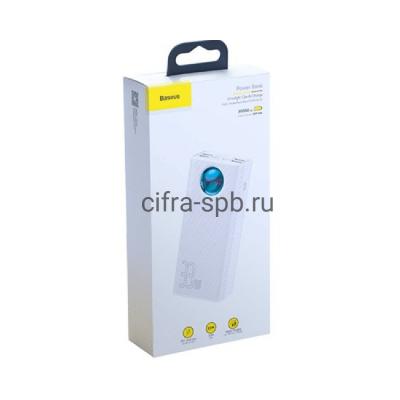 Power Bank 30000mAh 33W QC3.0A PPLG-02 белый Baseus купить оптом | cifra-spb.ru