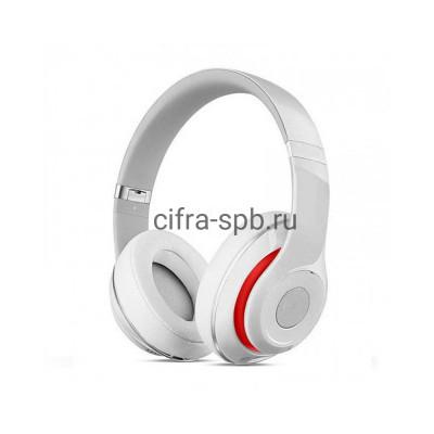 Беспроводные наушники  STN-13 c микрофоном полноразмерные белый купить оптом   cifra-spb.ru