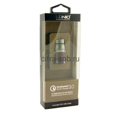 АЗУ USB C304QN iPhone LDNIO купить оптом | cifra-spb.ru