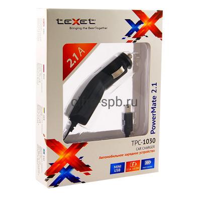 АЗУ Mini TPC-1030 TEXET купить оптом | cifra-spb.ru