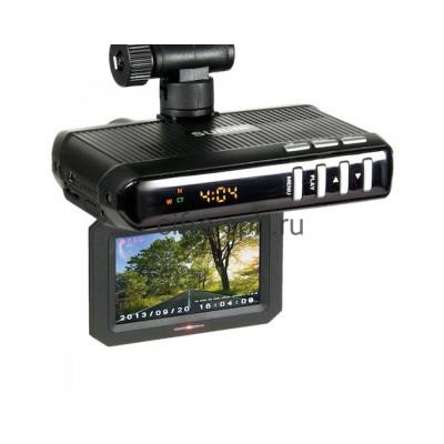 Автомобильный видеорегистратор с радар-детектором Subini STR GH1-FS купить оптом | cifra-spb.ru