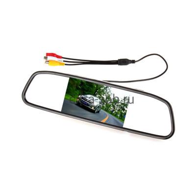 Зеркало монитор заднего вида HS-5S (CX500) купить оптом | cifra-spb.ru