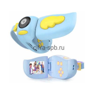 Детский фотоаппарат A100 синий купить оптом | cifra-spb.ru