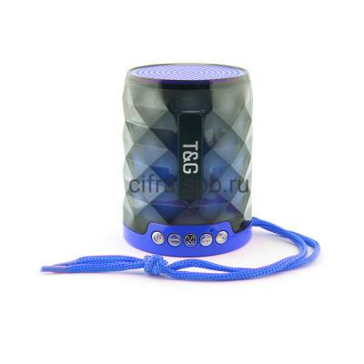 Беспроводная колонка TG-155 синий T&G купить оптом   cifra-spb.ru