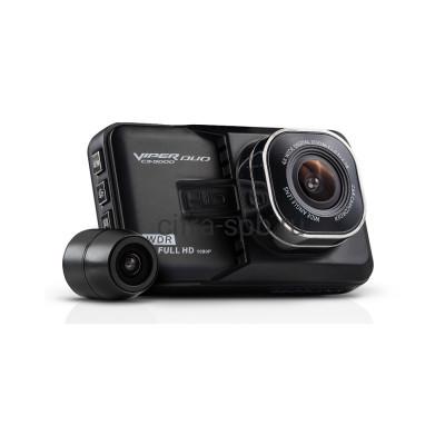 Автомобильный видеорегистратор F9000 DUO + камера заднего вида Viper купить оптом | cifra-spb.ru