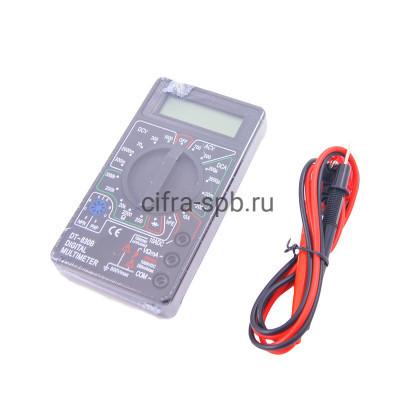 Мультиметр цифровой DT-830B купить оптом | cifra-spb.ru