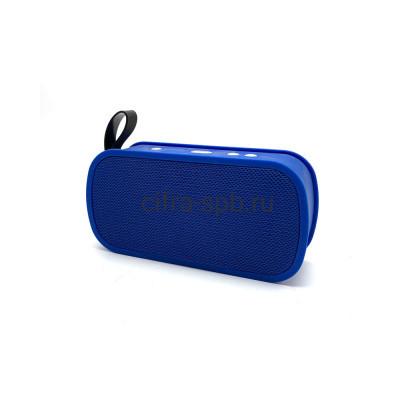 Беспроводная колонка M168 синий купить оптом | cifra-spb.ru