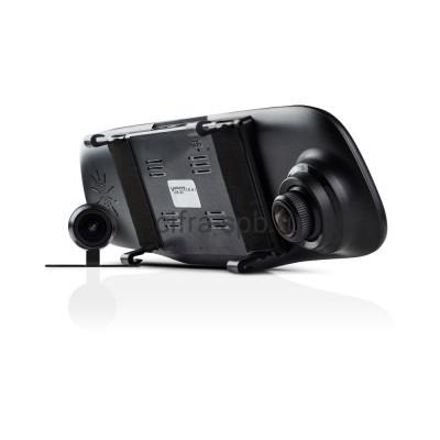 Видеорегистратор C3-351 Duo в зеркале + камера заднего вида Viper купить оптом | cifra-spb.ru