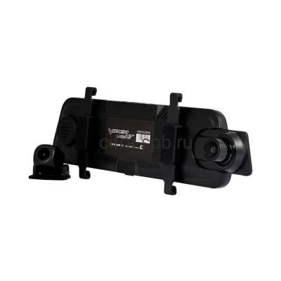 Видеорегистратор Viper Wide Duo в зеркале + камера заднего вида купить оптом | cifra-spb.ru