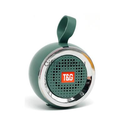 Беспроводная колонка TG-146 темно-зеленый T&G купить оптом | cifra-spb.ru