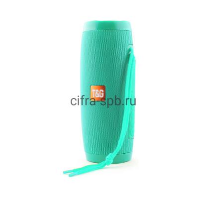 Беспроводная колонка TG-157 бирюзовый T&G купить оптом | cifra-spb.ru