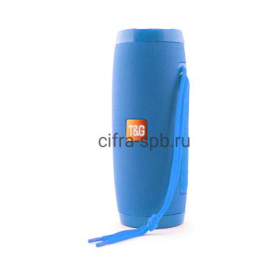 Беспроводная колонка TG-157 синий T&G купить оптом   cifra-spb.ru