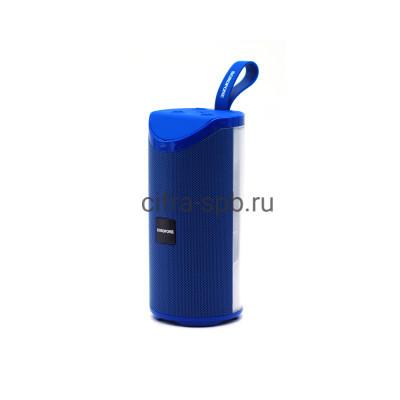 Беспроводная колонка BR5 синий Borofone купить оптом | cifra-spb.ru