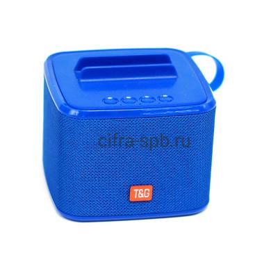 Беспроводная колонка TG-801 синий T&G купить оптом | cifra-spb.ru