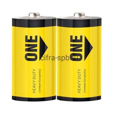 Батарейка R20 SOBZ-D02S-Eco Smartbuy 2шт. (цена за ед.) купить оптом | cifra-spb.ru