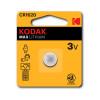 Батарейка CR1620 Kodak 1шт.