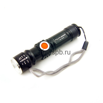 Фонарь ручной аккум. HL-515T6 YY-515 FA-515 Zoom USB купить оптом | cifra-spb.ru