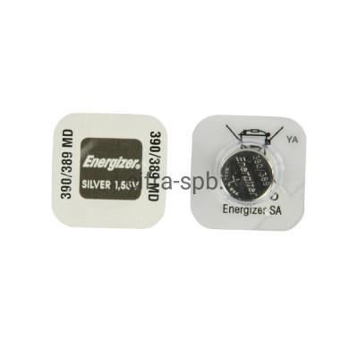 Батарейка 390/389 для часов Energizer 1шт купить оптом   cifra-spb.ru