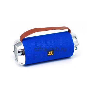 Беспроводная колонка AK116 + фонарь синий купить оптом | cifra-spb.ru