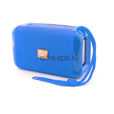 Беспроводная колонка TG-163 синий T&G купить оптом | cifra-spb.ru