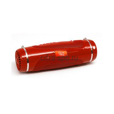 Беспроводная колонка TG-601 + фонарь красный T&G купить оптом | cifra-spb.ru