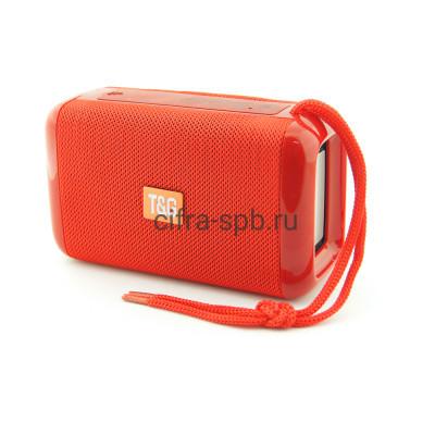 Беспроводная колонка TG-163 красный T&G купить оптом | cifra-spb.ru