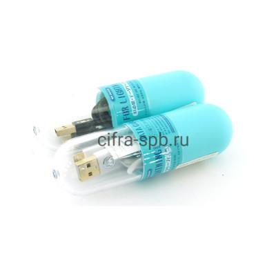 Кабель Lightning WDC-052 WK купить оптом | cifra-spb.ru