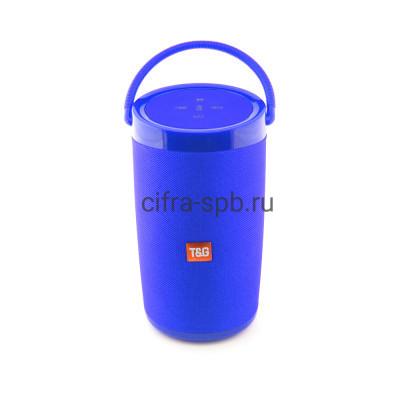 Беспроводная колонка TG-135 синий T&G купить оптом | cifra-spb.ru
