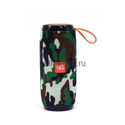 Беспроводная колонка TG-106 камуфляж T&G купить оптом | cifra-spb.ru