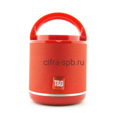 Беспроводная колонка TG-518 красный T&G купить оптом | cifra-spb.ru