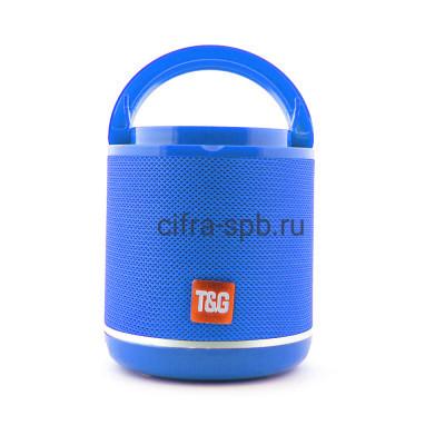 Беспроводная колонка TG-518 синий T&G купить оптом | cifra-spb.ru