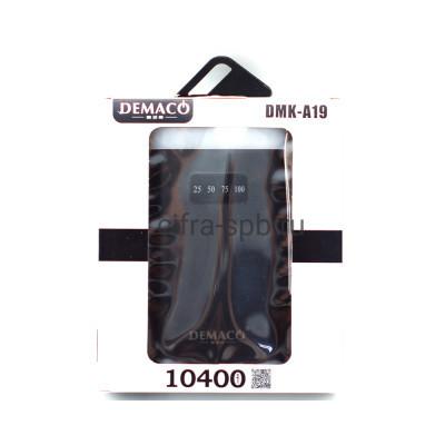 Power Bank 10400mAh DMK-A19 черный Demaco купить оптом   cifra-spb.ru