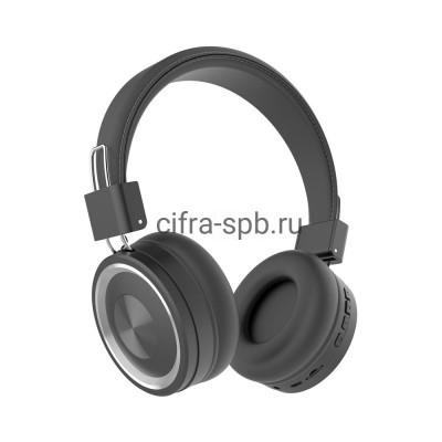 Беспроводные наушники SD-1002 с микрофоном полноразмерные темно-серый Sodo купить оптом   cifra-spb.ru