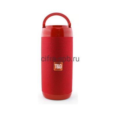 Беспроводная колонка TG-113C красный T&G купить оптом | cifra-spb.ru