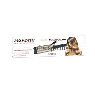 Выпрямитель для волос MZ-6618-3 ProMozer купить оптом | cifra-spb.ru