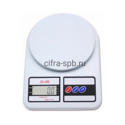 Весы кухонные SF-400 10kg-1g купить оптом | cifra-spb.ru
