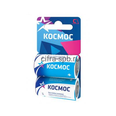 Батарейка R14 Космос 2шт. (цена за ед.) купить оптом | cifra-spb.ru