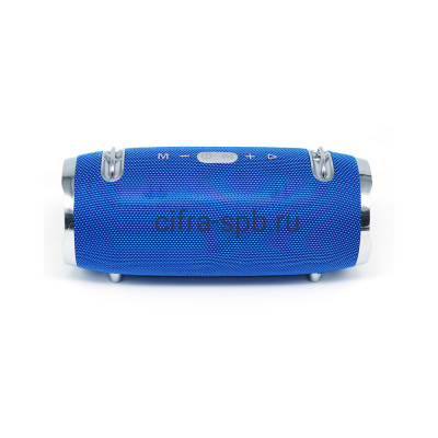 Беспроводная колонка XTREME 2+ (29см) синий купить оптом | cifra-spb.ru