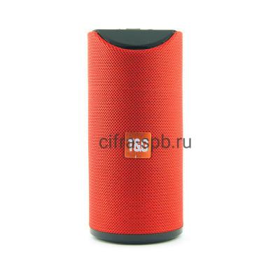 Беспроводная колонка TG-113 (8108) красный T&G купить оптом | cifra-spb.ru