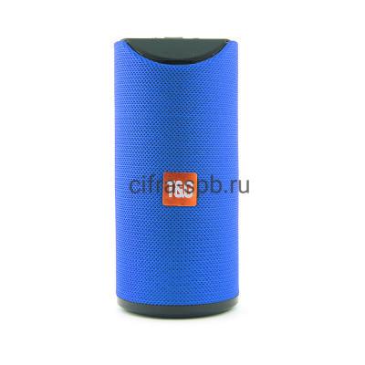 Беспроводная колонка TG-113 (8108) синий T&G купить оптом | cifra-spb.ru