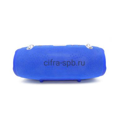 Беспроводная колонка XTEMRE S6S-2 синий купить оптом | cifra-spb.ru