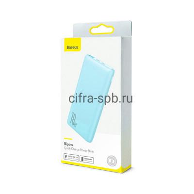 Power Bank 10000mAh 18W QS3.0A PPDML-03 голубой Baseus купить оптом | cifra-spb.ru