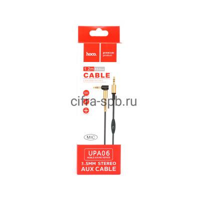 Кабель AUX UPA06 Hoco (Китай) купить оптом | cifra-spb.ru