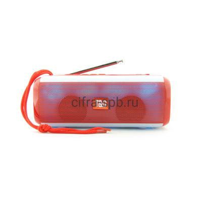 Беспроводная колонка TG-144 красный T&G купить оптом | cifra-spb.ru
