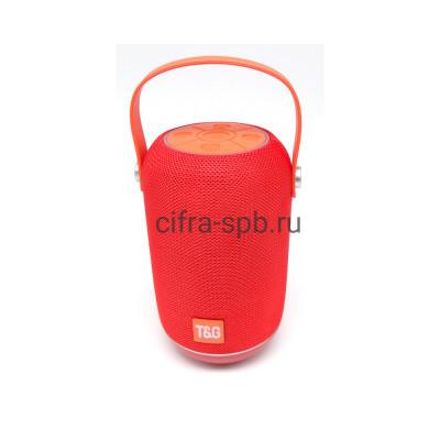 Беспроводная колонка TG-107  красный T&G купить оптом | cifra-spb.ru